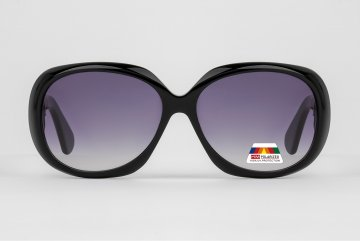 Woman acetate polarized...