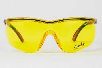 Protective glasses with...