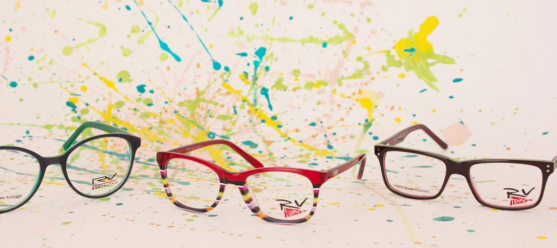 Lunettes optiques RV Teens